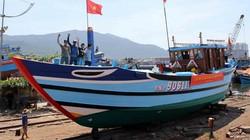 Bình Định: Nhiều ngư dân đặt đóng tàu lớn