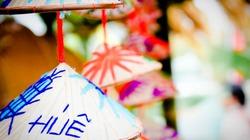 Nét cố đô ở chợ Nón Dạ Lê