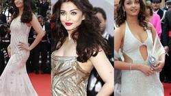Hoa hậu đẹp nhất thế giới và những lần 'gây bão' ở Cannes