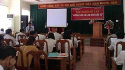 Cao Bằng: Tập huấn quản lý đầu tư Chương trình 135