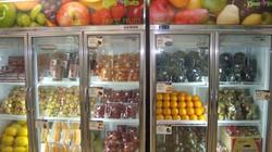 Thủ tục mang trái cây tươi về Việt Nam