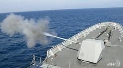 Triều Tiên nã đạn pháo về phía tàu chiến Hàn Quốc