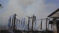 Nghệ An: Hợp tác xã sản xuất ngói bốc hỏa, thiệt hại 6 tỷ đồng