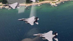 Hàn Quốc điều tàu chiến, máy bay trinh sát cuộc tập trận Trung-Nga