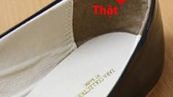 Mẹo phân biệt các loại giày Việt Nam xuất khẩu