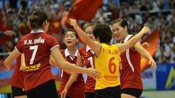 Tuyển nữ Việt Nam tái ngộ Thái Lan tại chung kết VTV Cup 2014