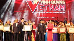 Tôn vinh Vinh Quang Việt Nam