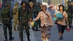 Toàn cảnh Thái Lan sau đảo chính quân sự