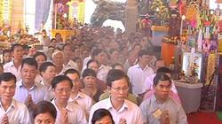 Hàng ngàn người dự lễ cầu siêu tri ân Hải đội Hoàng Sa