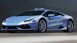 """Những siêu xe cảnh sát """"hàng khủng"""" nhất thế giới"""