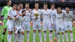 SỐC: Giá trị đội hình Real cao gấp hơn 6 lần Atletico