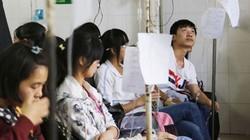 Trung Quốc: Ăn đồ căng tin, hàng chục học sinh ngộ độc