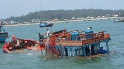 Tàu cá Lý Sơn bị tàu lạ cố tình đâm chìm, 1 người tử vong