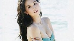 Chùm ảnh Ngọc Trinh diện bikini đón hè 'nóng bỏng'