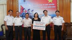 Hội đồng hương xứ Nghệ ở Kiev ủng hộ Cảnh sát biển Việt Nam