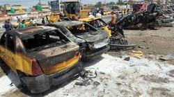 Bạo lực tràn lan và đẫm máu diễn ra trên khắp Iraq
