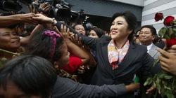 Quân đội nói trả tự do cho cựu Thủ tướng Thái Lan