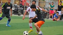 Đội bóng báo Nông Thôn Ngày Nay giành giải Ba