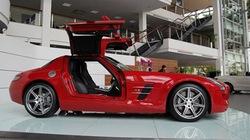 Siêu xe 12 tỷ đồng, mạnh nhất lịch sử Mercedes về Việt Nam