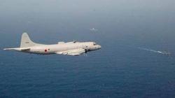 Chiến đấu cơ Trung Quốc bay sát máy bay săn ngầm Nhật Bản
