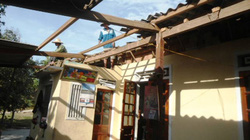 Lốc xoáy và mưa đá ở Hà Tĩnh: 1 người chết, nhiều hộ dân thiệt hại nặng