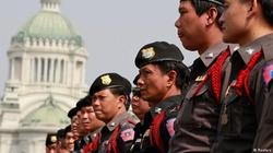 Thái Lan: Chính quyền mới dọa xử người gây rối tại tòa quân sự