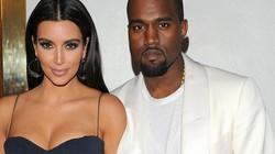 Kim Kardashian lại mặc váy cưới, chính thức làm vợ Kanye West