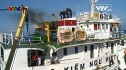 Tàu cá Trung Quốc ngang ngược bao vây, đâm chìm tàu cá Việt Nam