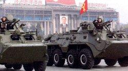 """Nhận diện 2 mẫu """"taxi chiến trường"""" mới của Triều Tiên"""