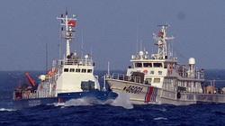 Tàu Trung Quốc chĩa súng vào tàu kiểm ngư Việt Nam