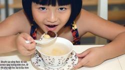 Sự thật về thần dược thuốc bổ não dành cho trẻ em