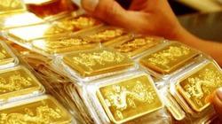 """Vàng miếng SJC đang bị các doanh nghiệp """"ghìm"""" giá"""