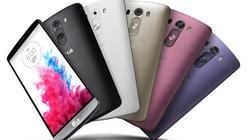 LG G3 chính thức ra mắt, giá 17,7 triệu đồng