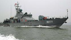 Hải quân Việt Nam nhận thêm tàu pháo