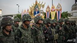 Quân đội Thái Lan báo động vì âm mưu đầu độc binh sĩ