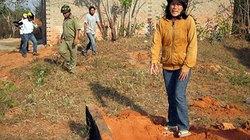 'Đại gia' xóa sổ trái phép cả loạt mộ để xây nhà?