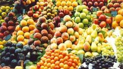 Nhiều loại rau, quả Trung Quốc tồn dư thuốc bảo vệ thực vật cao