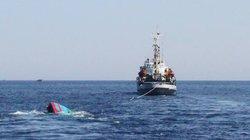 Quảng Ngãi: Sửa tàu xong sẽ ra khơi