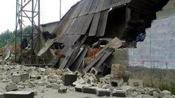 Động đất 6,1 độ richter ở Vân Nam: Hàng chục người bị thương