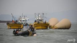 Thêm thợ lặn Hàn Quốc tử nạn khi tìm xác nạn nhân phà Sewol