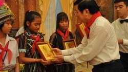 Những câu chuyện đặc biệt của các cháu thiếu nhi được gặp Chủ tịch Nước