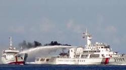 Hoàng Sa, 31.5: Tàu Trung Quốc cố tình khiêu khích trên diện rộng