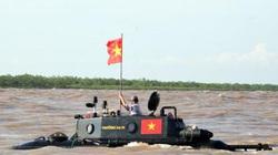 Ông chủ tàu ngầm Trường Sa: Thử nghiệm ra biển không thành công
