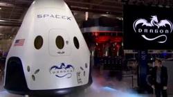 Tàu vũ trụ thế hệ mới Dragon V2 có thể đỗ ở bất kỳ đâu trên trái đất