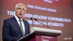 Shangri-la: Bộ trưởng Quốc phòng Mỹ tố Trung Quốc gây mất ổn định trên Biển Đông