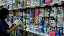 Hôm nay, áp giá trần 25 mặt hàng sữa