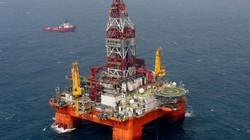 Hôm nay (1.6), giàn khoan Hải Dương 981 tiếp tục dịch chuyển