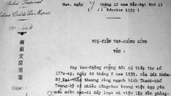 Số hóa các tài liệu chứng minh chủ quyền Hoàng Sa
