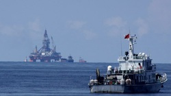 Phát hiện 5 máy bay quân sự Trung Quốc quanh giàn khoan Hải Dương 981
