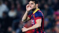 """Man City định """"phá két"""" 30 triệu bảng mua Fabregas"""